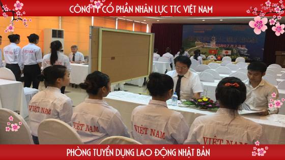 TTC Việt Nam cầu nối ước mơ xuất khẩu lao động Nhật Bản