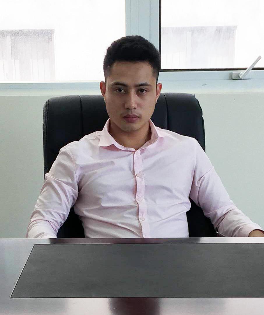 Mr. Hoàng Ngọc Trung