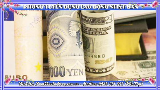 Cập nhật tỷ giá đồng Yên Nhật Bản hàng ngày