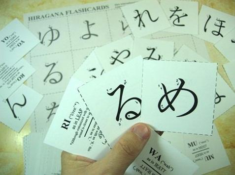 Học tiếng Nhật: Cách đọc và viết của 2 loại chữ Katakana và Hiragana