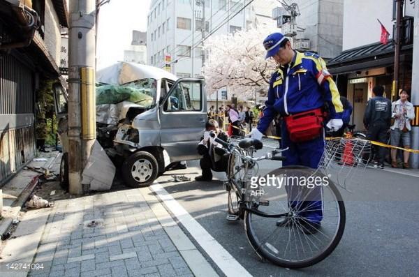 Làm gì khi gặp tai nạn tại Nhật Bản