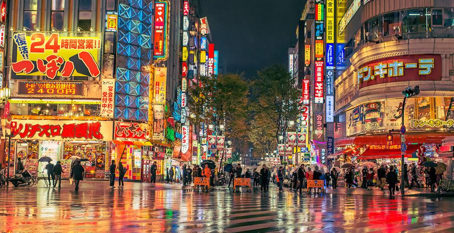 đơn hàng tại tokyo