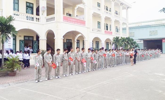 Giới thiệu về trung tâm đào tạo lao động xuất Khẩu của TTC Việt Nam