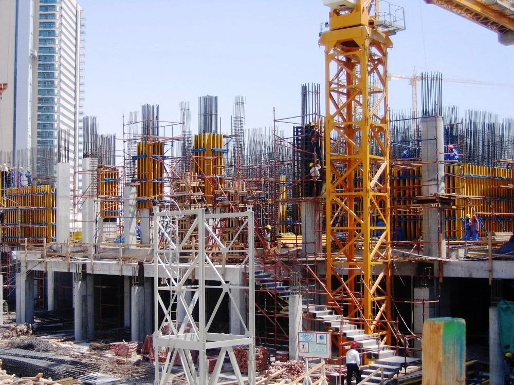 Đơn hàng xây dựng tại Nhật Bản