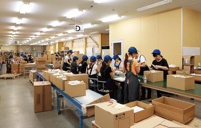 Đơn hàng đóng gói linh kiện XKLĐ Nhật Bản