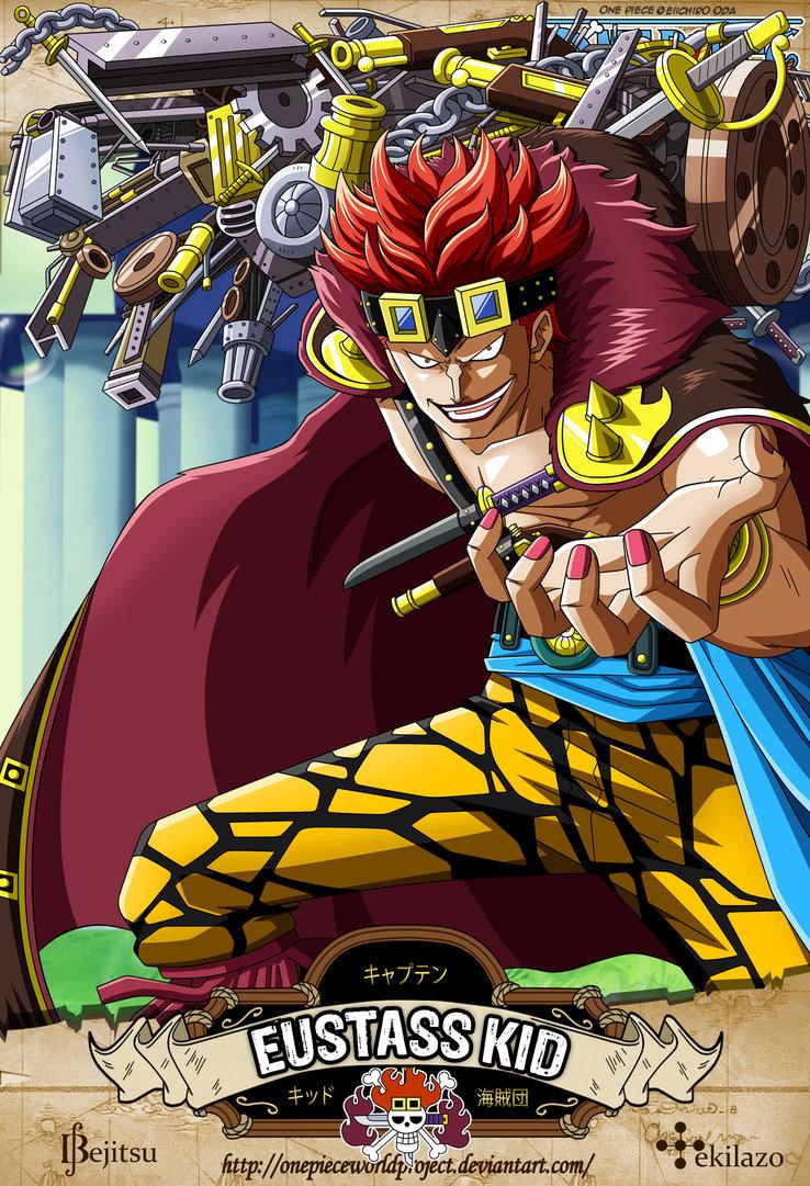 """Manga Nhật Bản: Full trọn bộ ảnh HD nhân vật trong One Piece """" Đảo Hải Tặc"""""""