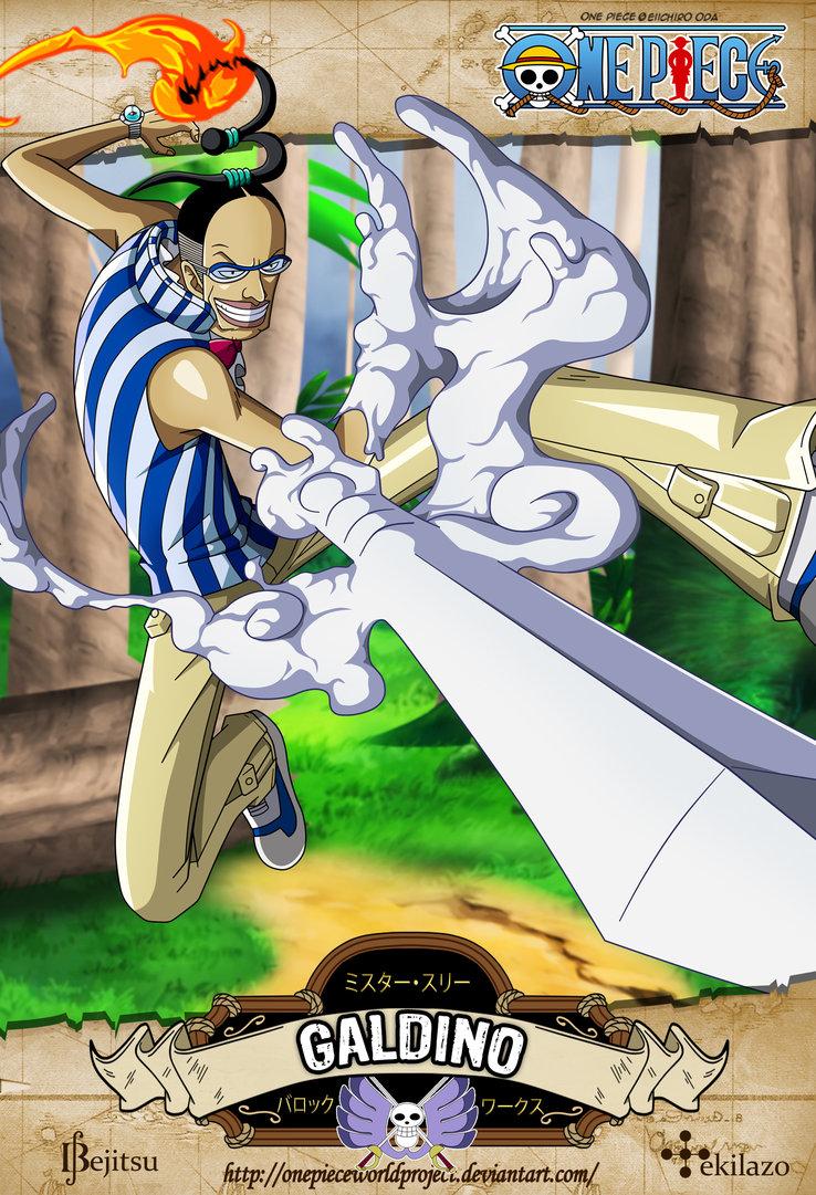 Full trọn bộ ảnh HD nhân vật trong One Piece - Đảo Hải Tặc (Phần 2)