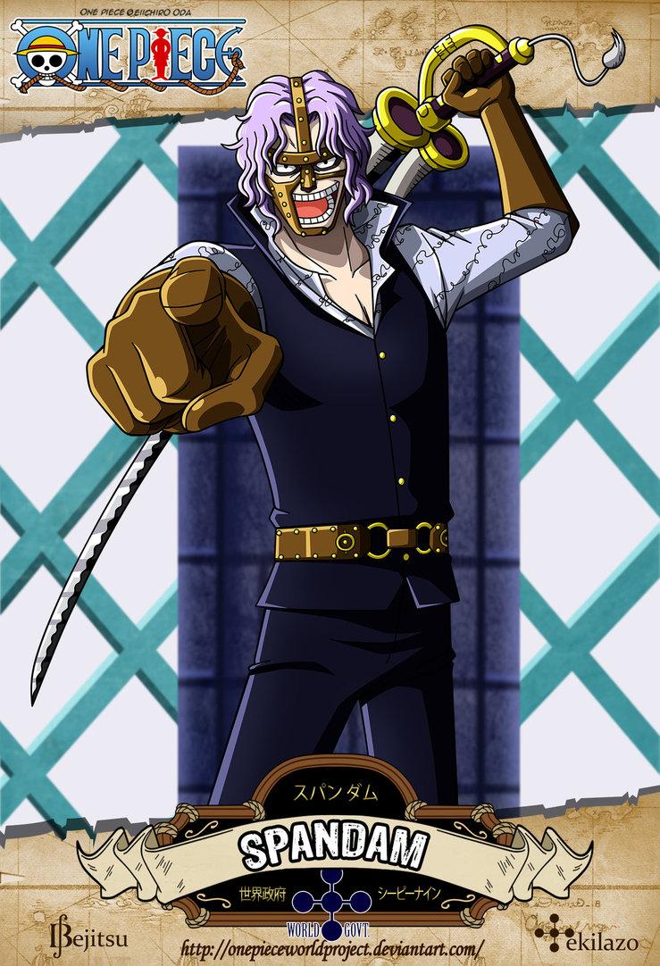 Full trọn bộ ảnh HD nhân vật trong One Piece - Đảo Hải Tặc (Phần 4)