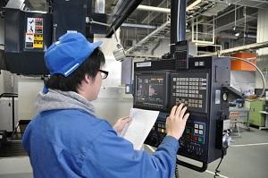 Đơn hàng vận hành máy cơ khí dành cho lao động Nam XKLĐ Nhật Bản