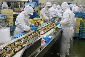 Tuyển 40 nam chế biến thực phẩm làm cơm nắm tại ChiBa Nhật Bản