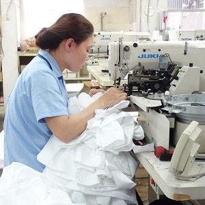 Tuyển 30 nữ xuất khẩu lao động Nhật Bản may áo sơ mi