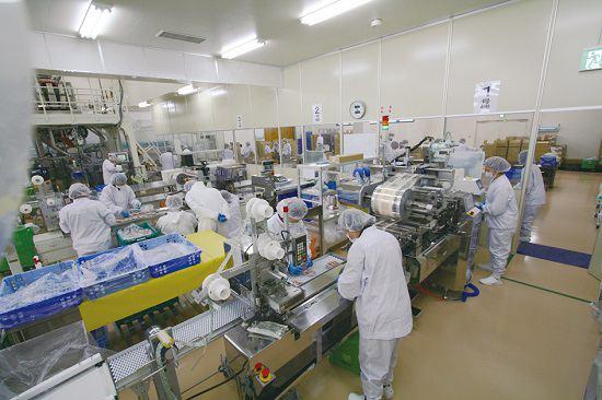 Đơn hàng chế biến thực phẩm XKLĐ Nhật Bản lương cao