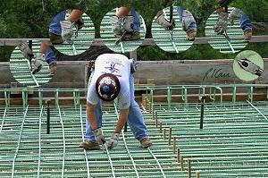Tuyển 20 nam xuất khẩu lao động Nhật Bản thi công cốt thép