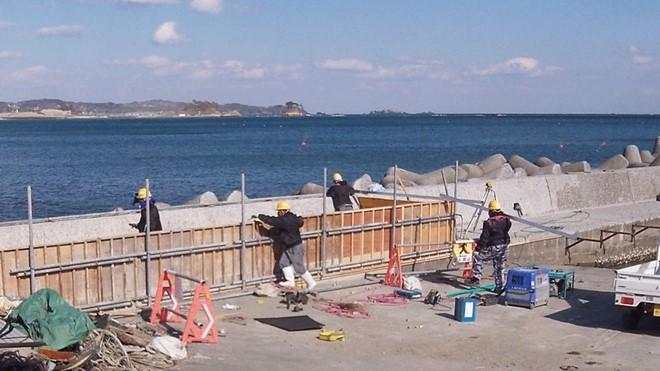 Đơn hàng thi công xây dựng tuyển gấp 15 Nam làm việc tại Nhật Bản