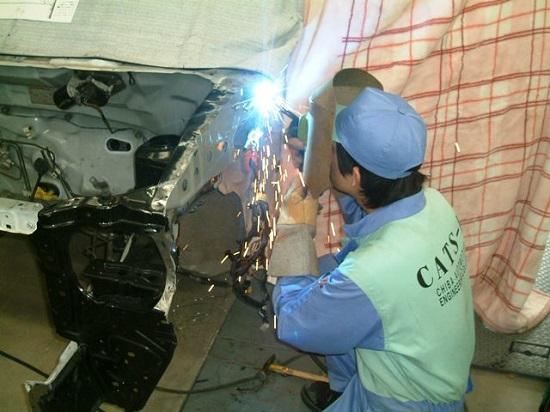Đơn hàng làm hàn sơn xuất khẩu lao động Nhật Bản
