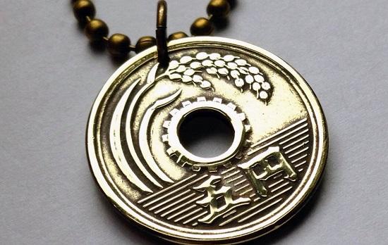5 yên – đồng tiền may mắn của người Nhật Bản