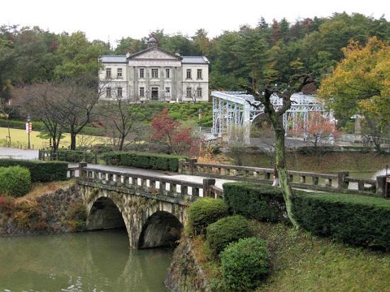 Bảo tàng kiến trúc ngoài trời Meiji Mura, tỉnh Aichi
