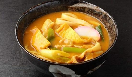 Món cà ri udon - món ăn quen thuộc với người thuộc tỉnh Aichi, Nhật Bản