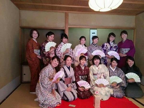 Thực tập sinh tham gia đơn hàng đi Nhật 1 năm