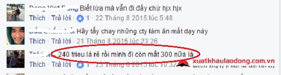 chi phi xuat khau lao dong nhat ban 2017