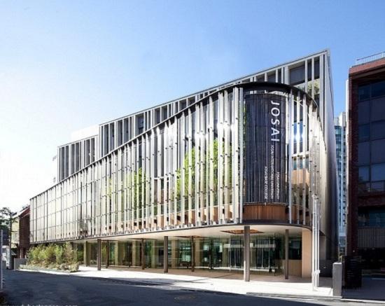 Đại học Quốc tế Josai, Chiba