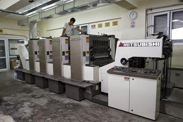 Tuyển gấp 15 nam làm in ấn xuất khẩu lao động Nhật Bản