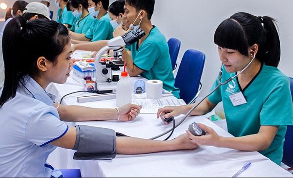 Khám sức khỏe để tham gia tu nghiệp sinh Nhật Bản