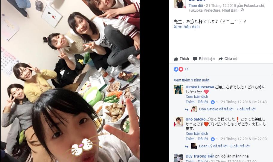 cuộc sống của thực tập sinh tại Nhật Bản