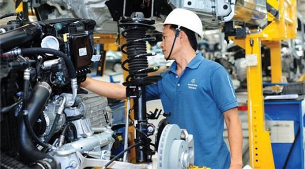 sản xuất linh kiện ô tô xuất khẩu lao động Nhật Bản