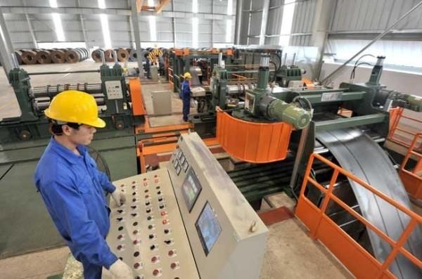 Đơn hàng xklđ Nhật làm gia công tấm kim loại