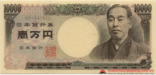 cap nhat ty gia yen hom nay - 1 man bang bao nhieu tien viet - dong 10000 yen