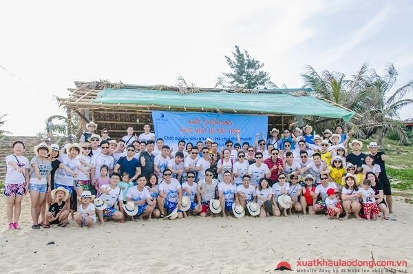 Đội ngũ cán bộ công ty TTC Việt Nam