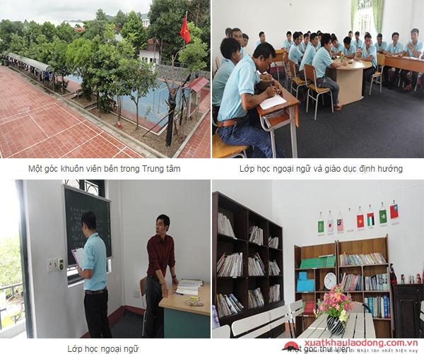 Quy mô công ty Hoàng Long - công ty XKLĐ Nhật Bản tại Hà Nội