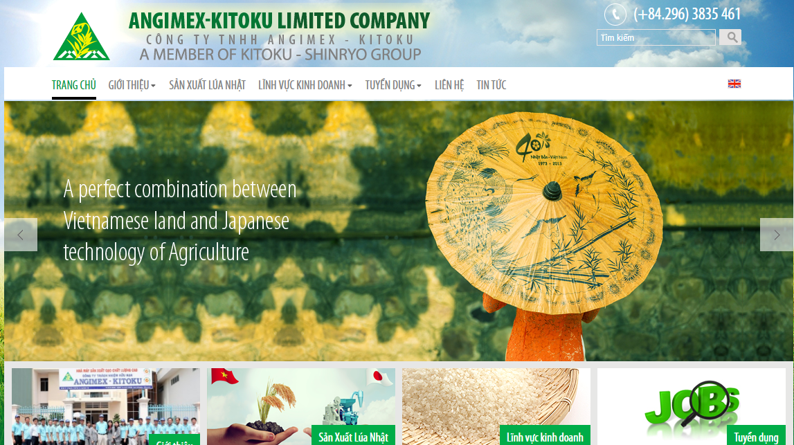 Kitoku Co. Ltd., Nhật Bản.