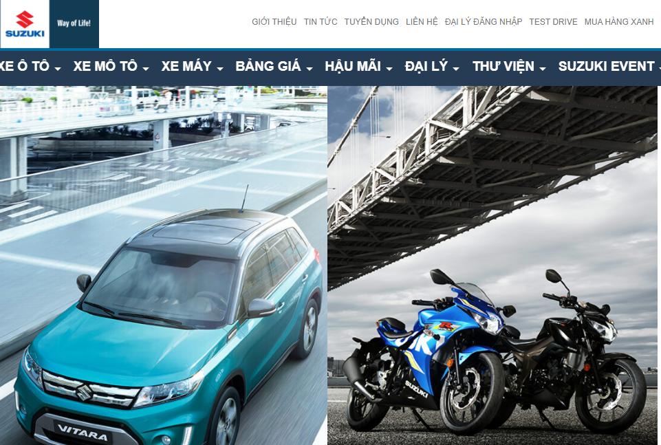 Suzuki Motor Corp. và Nissho Iwai Corp. Nhật