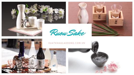 Rượu Sake Nhật làm từ gì - Cách thưởng thức rượu Sake chuẩn Nhật