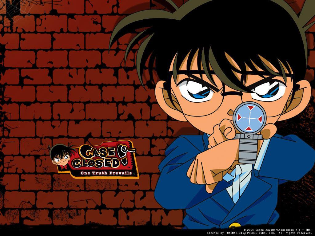 Conan - nhân vật chính bộ truyện trinh thám nổi tiếng
