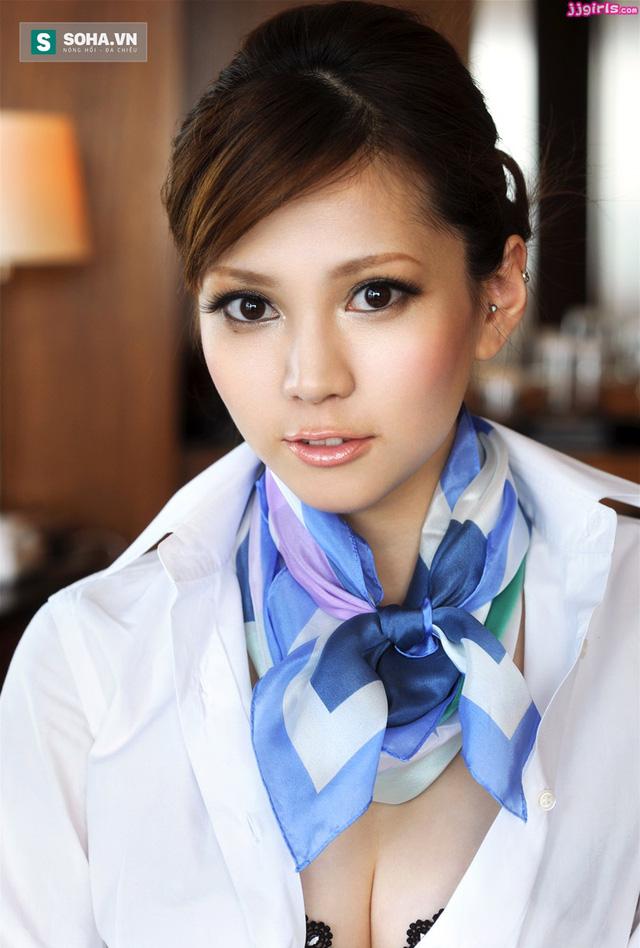 Diễn viên JAV - Ameri Ichinose có gương mặt thiên thần khiến cộng đồng mạng điên đảo
