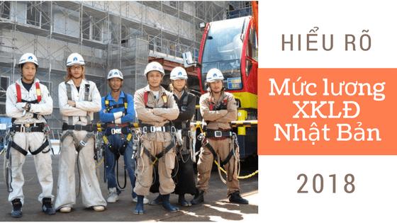 5 sai lầm khi nói về mức lương xuất khẩu lao động tại Nhật Bản năm 2018