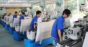Top 10 đơn hàng cơ khí PHÍ THẤP - LƯƠNG CAO làm việc tại Nhật năm 2018