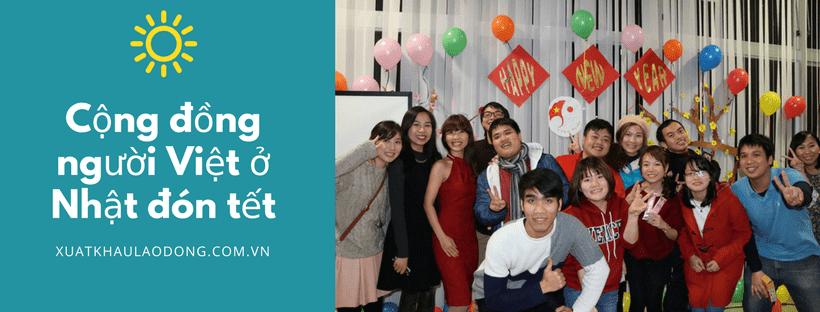 Cộng đồng người Việt tại Nhật Bản rộn ràng đón tết cổ truyền