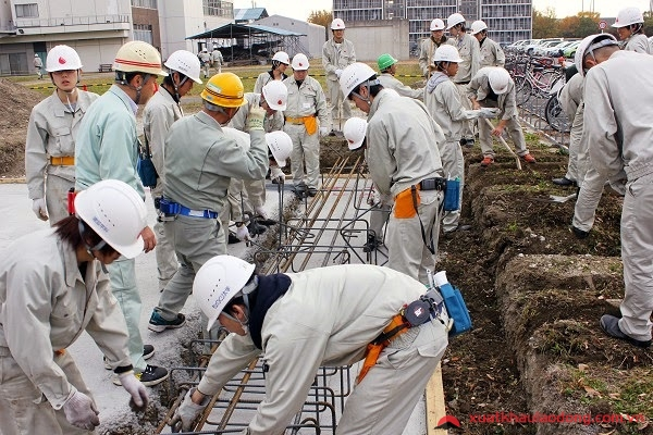 Nhật Bản tăng cường tiếp nhận thực tập sinh đến 2025