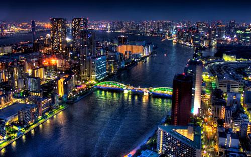 Tokyo – Điểm du lịch hấp dẫn không thể bỏ qua