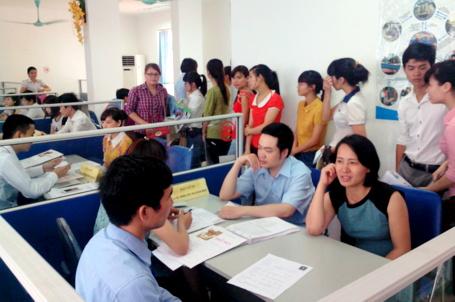 1.800 chỉ tiêu cho ứng viên lao động tại Phiên GDVL Quận Cầu Giấy (Hà Nội)