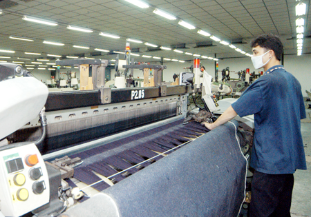 xuất khẩu lao động ngành dệt may nhật bản