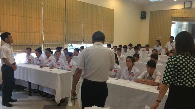 Thi tuyển đơn hàng thủy sản tháng 8/2014
