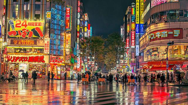 Cận cảnh về Kabukicho – Phố đèn đỏ nổi tiếng nhất Nhật Bản
