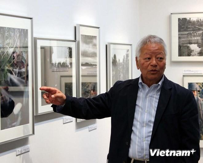 triển lãm ảnh chiến tranh Việt Nam