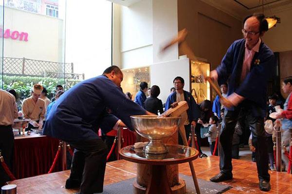 lễ đón chào năm mới của người Nhật Bản