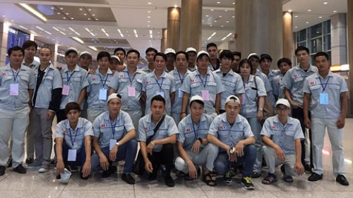 Thủ tục xin cấp giấy chứng nhận tư cách lao động tại Nhật Bản